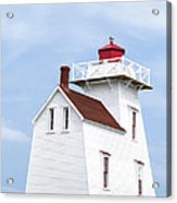 Prince Edward Island Lighthouse Acrylic Print