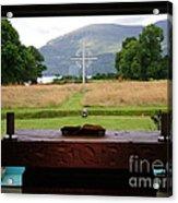 Prince Of Peace Church  Acrylic Print