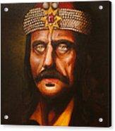 Prince Vlad Acrylic Print