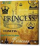 Princess 1 Acrylic Print
