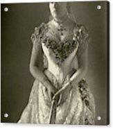 Princess Beatrice (1857-1944) Acrylic Print