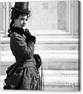 Princess Sissi Venezia Acrylic Print