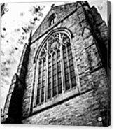 Princeton University Chapel Acrylic Print