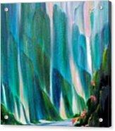Prisms Acrylic Print