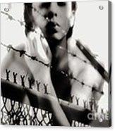 Prisoner Of My Own Acrylic Print