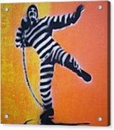 Prisoner Shotput Acrylic Print