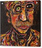 Professor Acrylic Print