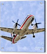 Propelling On In By Diana Sainz Acrylic Print