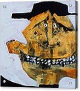 Protesto No. 3 Acrylic Print by Mark M  Mellon