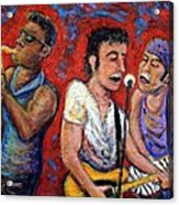 Prove It All Night Bruce Springsteen And The E Street Band Acrylic Print by Jason Gluskin