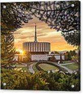 Prove Temple 2 Acrylic Print