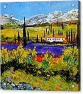 Provence 885120 Acrylic Print