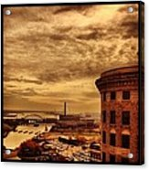 Providence Viewpoint Acrylic Print