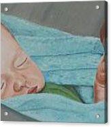 Psalm Four Eight Acrylic Print