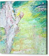 Psychedelic Hitchhiker Acrylic Print