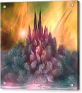 Psychedelic Tendencies   Acrylic Print