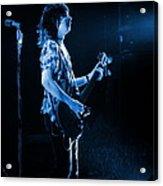 Pt78 #2 In Blue Acrylic Print
