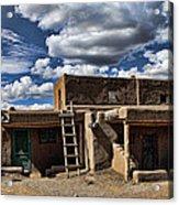 Pueblo 1 Acrylic Print