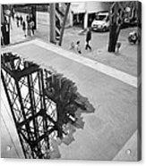 Puente Colgante IIi Acrylic Print