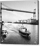 Puente Colgante V Acrylic Print