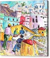 Puerto De Sardina 01 Acrylic Print