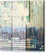Puget Sound Acrylic Print