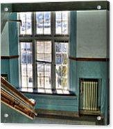 Pullman High School - Where Memories Were Made Acrylic Print