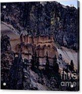 Pumice Castle I Acrylic Print