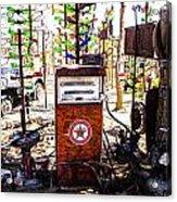 Pump Acrylic Print