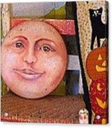 Pumpkin Patch 3 Acrylic Print