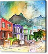Punta Del Hidalgo 01 Acrylic Print