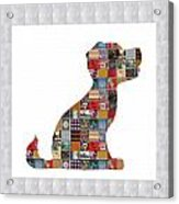 Puppy Dog Showcasing Navinjoshi Gallery Art Icons Buy Faa Products Or Download For Self Printing  Na Acrylic Print