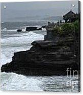 Pura Tanah Lot Bali Indonesia Acrylic Print