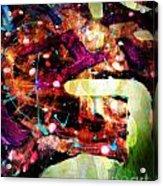 Breathless Acrylic Print