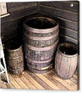 Purple Barrels Acrylic Print