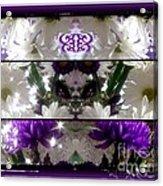 Purple Daze Acrylic Print