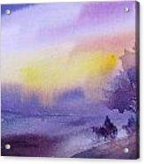 Purple Haze... Acrylic Print