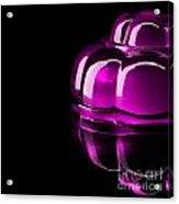Purple Jelly Acrylic Print