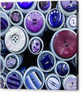 Purple Palate Acrylic Print