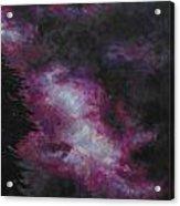 Purple Storm Acrylic Print