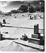 Puupiha Cemetery Lahaina Maui Acrylic Print