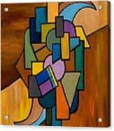 Puzzle IIi Acrylic Print
