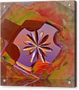 Puzzle Of Life Acrylic Print