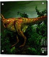 Pycnonemosaurus Was A Carnivorous Acrylic Print