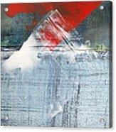 Pyramid Cloud Acrylic Print