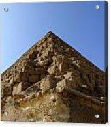 Pyramids Of Giza 20 Acrylic Print