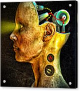 Pythia Acrylic Print