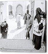 Qarawiyyin Mosque Acrylic Print