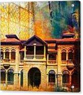 Quaid -e Azam House Flag Staff House Acrylic Print