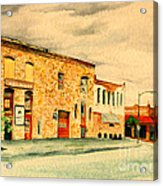 Quantrill's Flea Market - Lawrence Kansas Acrylic Print
